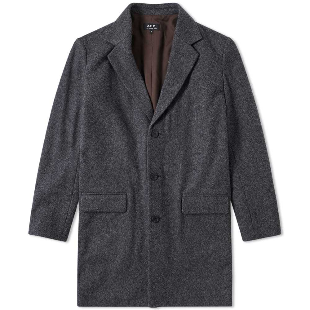 Photo: A.P.C. Luchino Coat