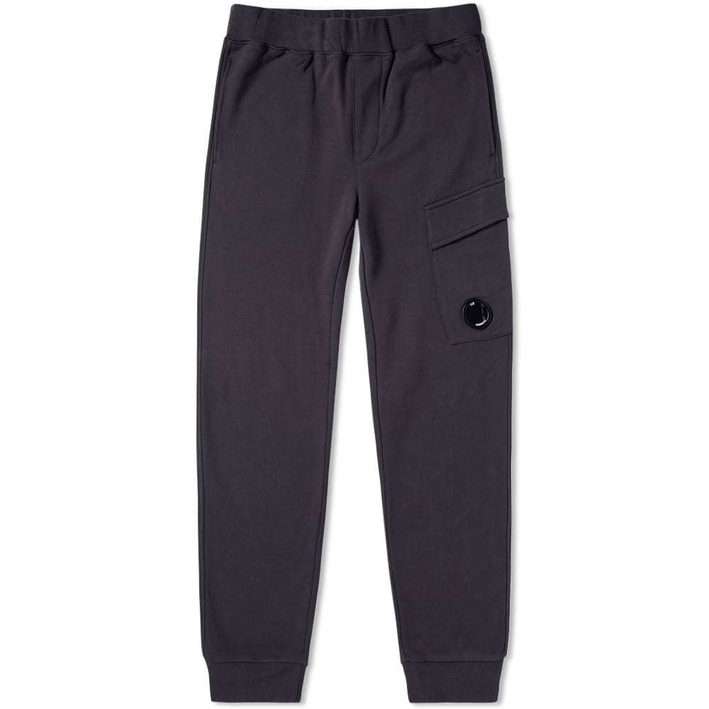 Photo: C.P. Company Lens Pocket Cargo Sweat Pant