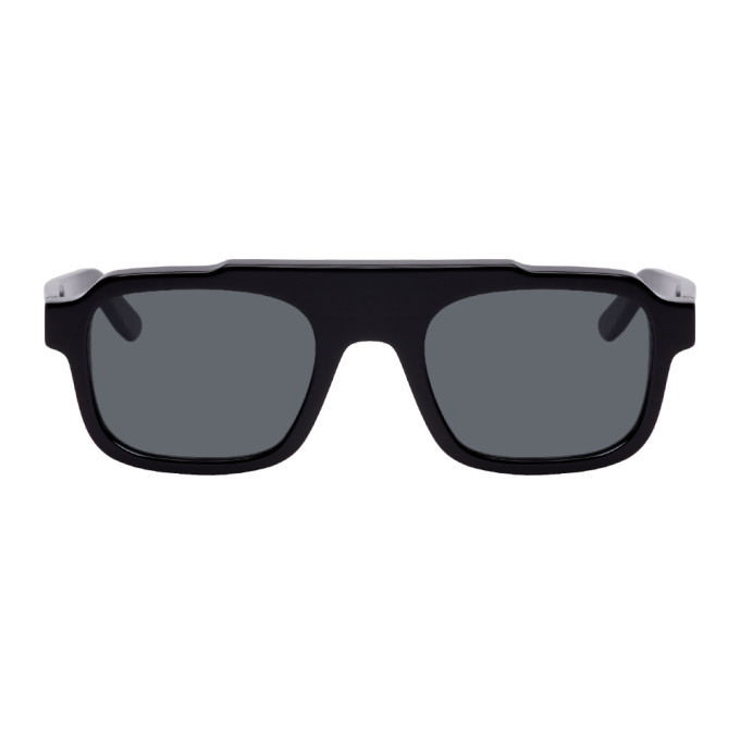 Photo: Thierry Lasry Black Fatality 101 Sunglasses