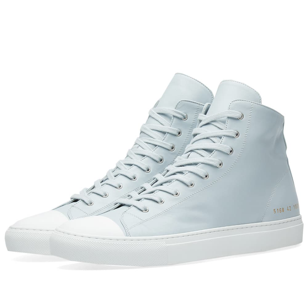 Photo: Common Projects Tournament Toe Cap High