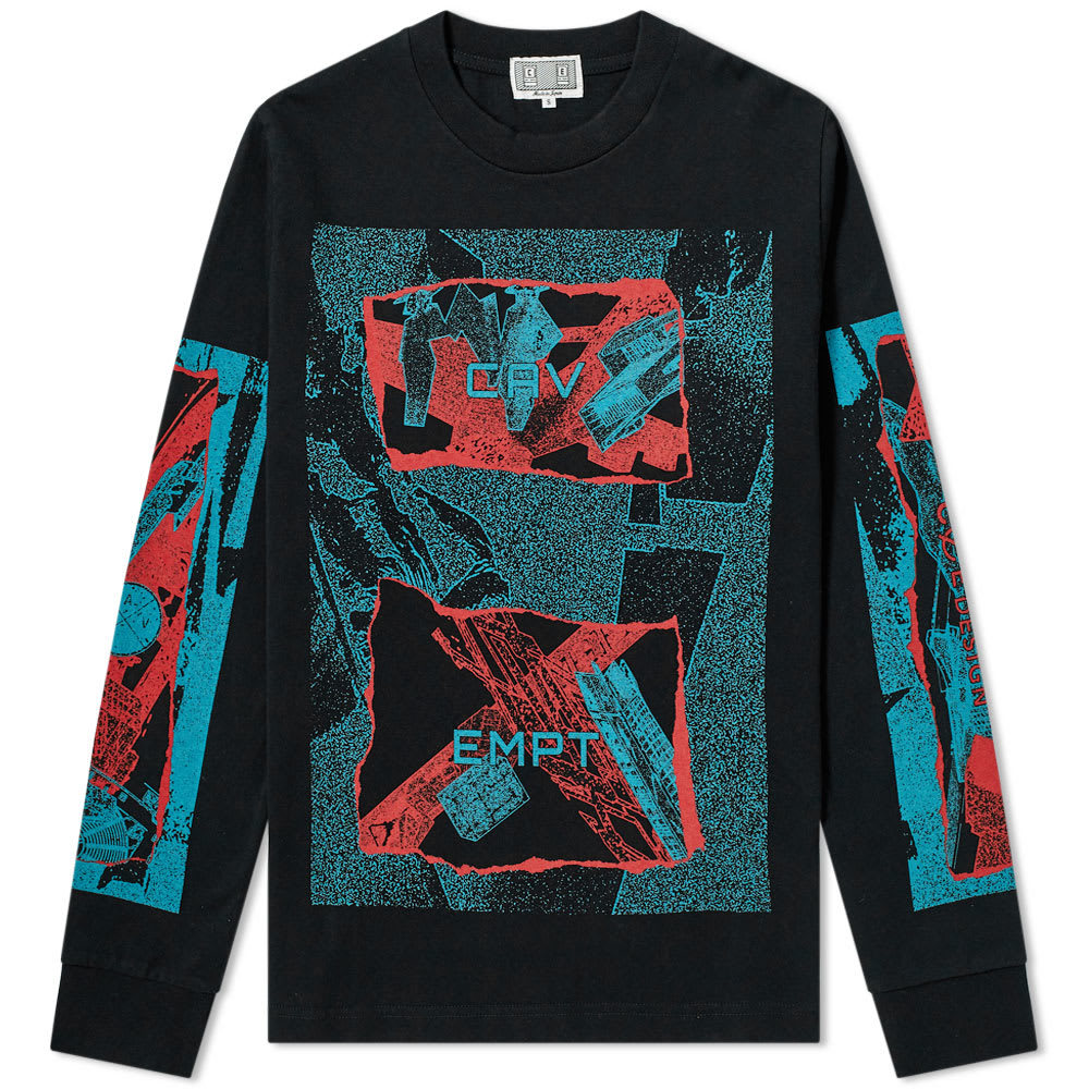 Photo: Cav Empt Long Sleeve Your Business Tee