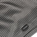 Hanro - Striped Mercerised Cotton T-Shirt - Black