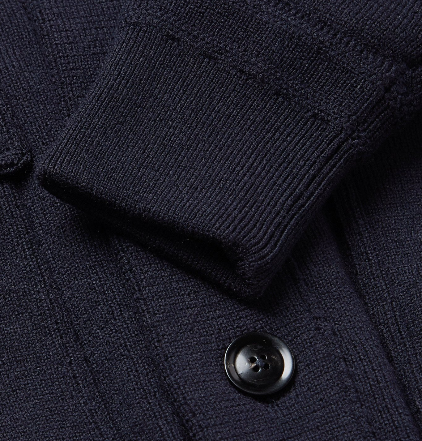 TOM FORD - Wool Bomber Jacket - Blue