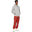 adidas Originals Red Big Trefoil Track Pants