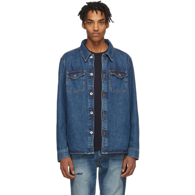 Photo: Tiger of Sweden Jeans Blue Denim Get Jacket