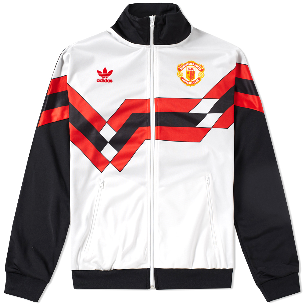 Photo: Adidas Manchester United Track Top