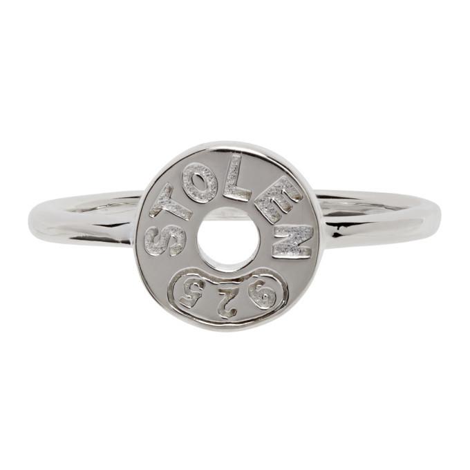 Photo: Stolen Girlfriends Club Silver Sleeper Ring
