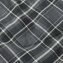 Dunhill - Button-Down Collar Checked Cotton-Flannel Shirt - Gray