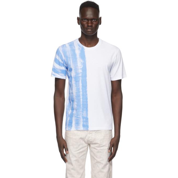 Photo: Maison Margiela Three-Pack Multicolor T-Shirts