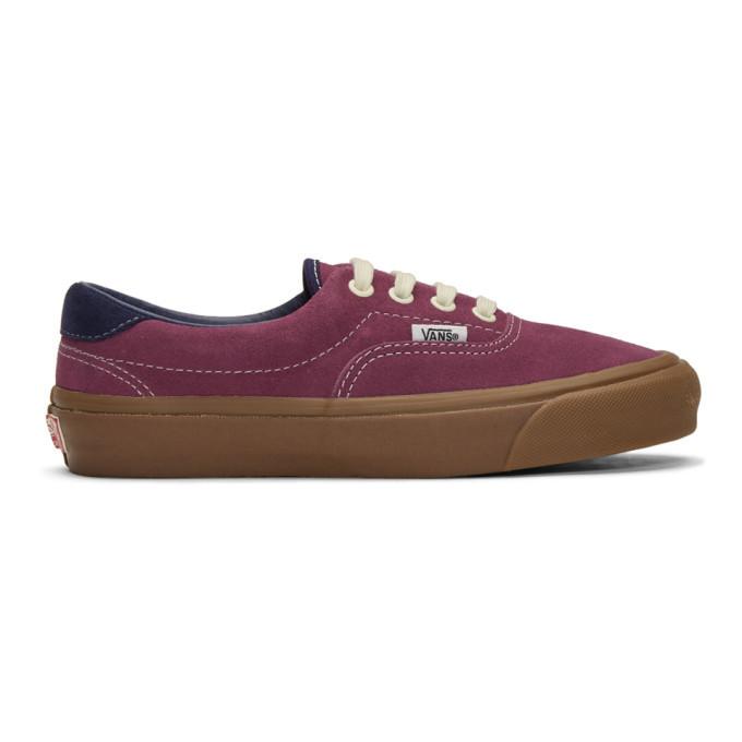 Photo: Vans Purple OG Era 59 Lx Sneakers