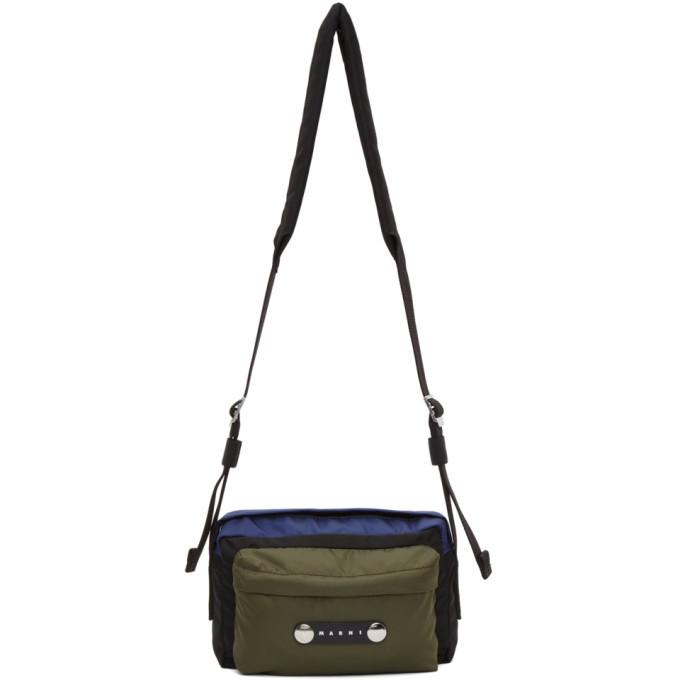 Photo: Marni Multicolor Hackney Camera Bag