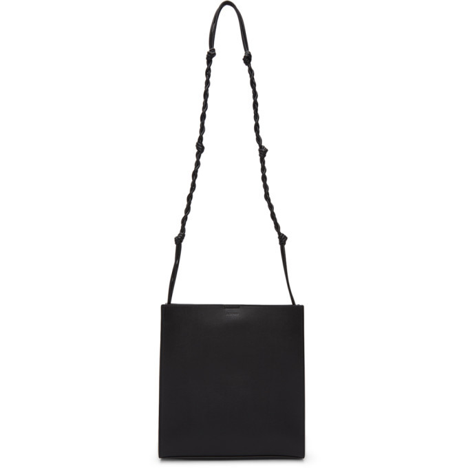 Photo: Jil Sander Black Medium Tangle Tote