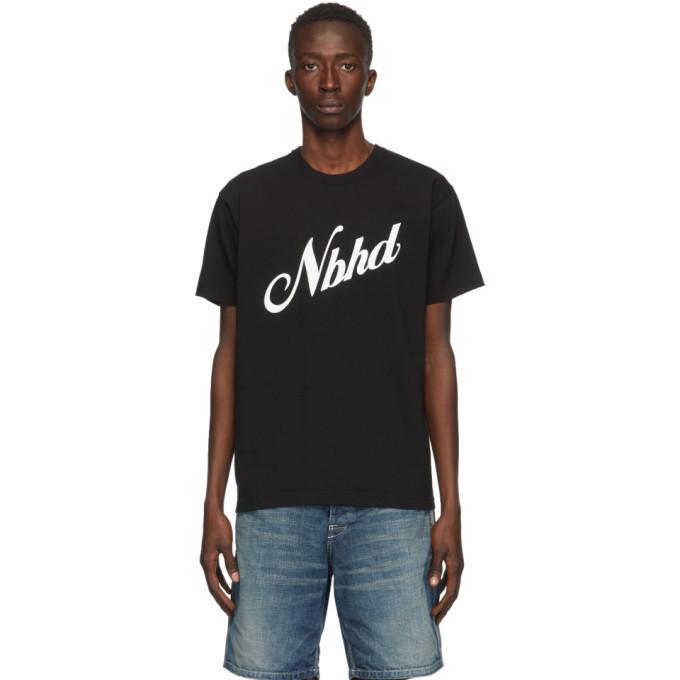Photo: Neighborhood Black Archive No. 0201 NBHD T-Shirt