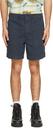 RRL Navy Herringbone Army Utility Shorts