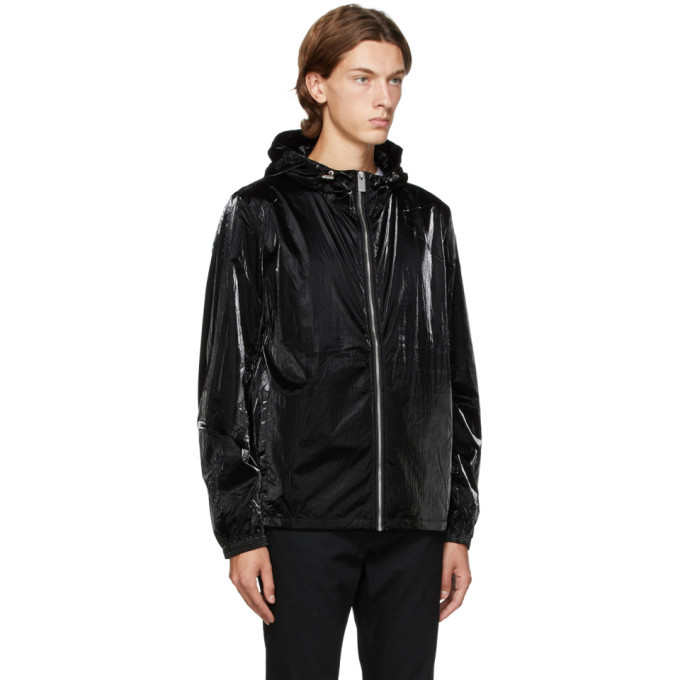 1017 ALYX 9SM Black Nightrider Shell Jacket