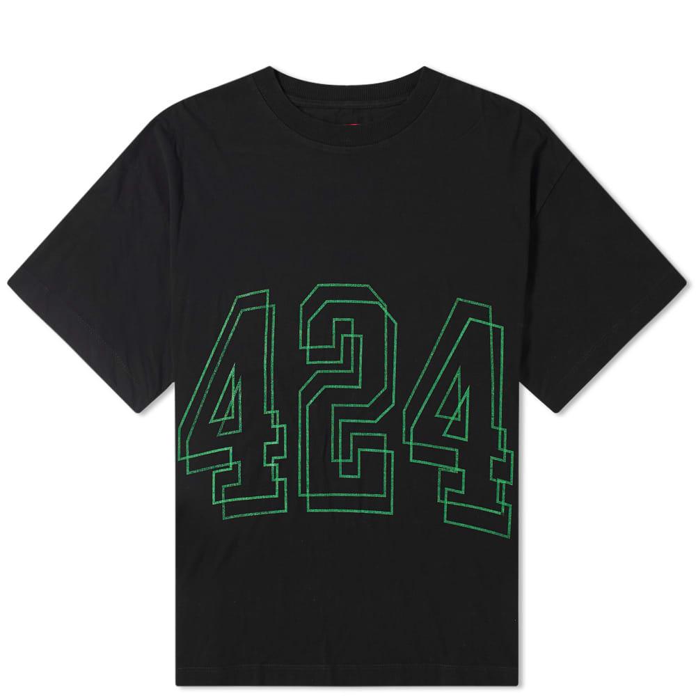 Photo: 424 Neon Logo Tee