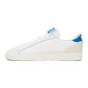 adidas Originals White Alderley SPZL Sneakers