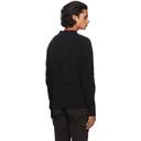 C.P. Company Black Lens Sweater