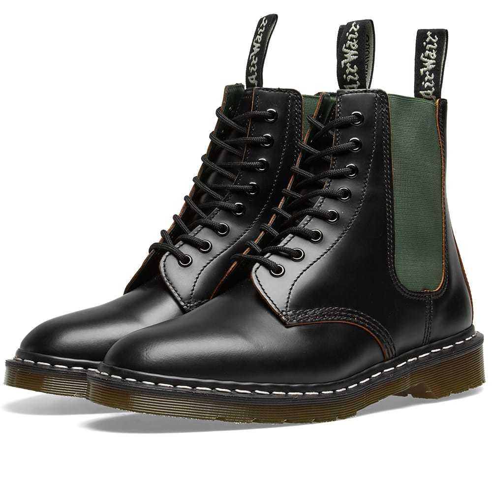 Photo: Dr. Martens x Neighbourhood 1460 Boot Black Vintage