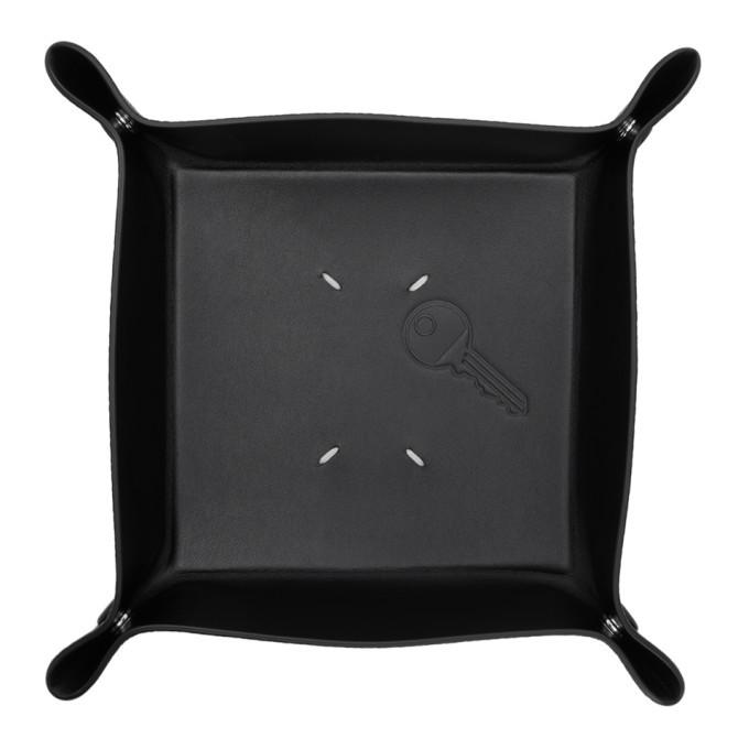 Photo: Maison Margiela Black Leather Key Tray