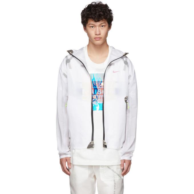 Photo: Nike White NRG ISPA Jacket