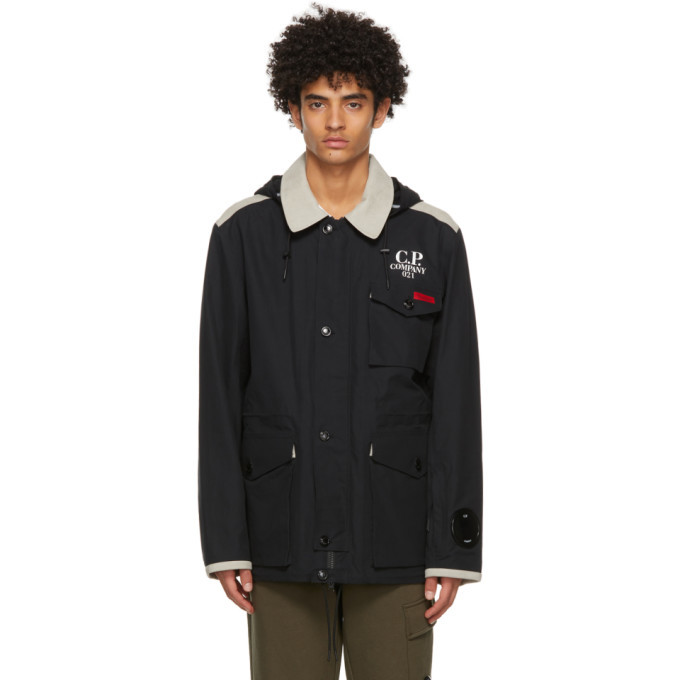 Photo: C.P. Company Black Ventile® La Mille Jacket