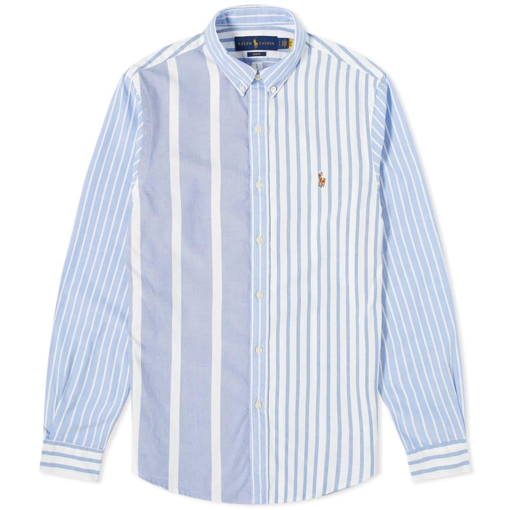 Photo: Polo Ralph Lauren Striped Button Down Shirt