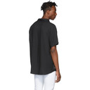 Ksubi Black Hommage Resort Shirt