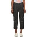 Ksubi Black Auxillary Cargo Pants
