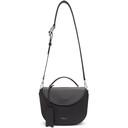 3.1 Phillip Lim Black Hudson Saddle Bag
