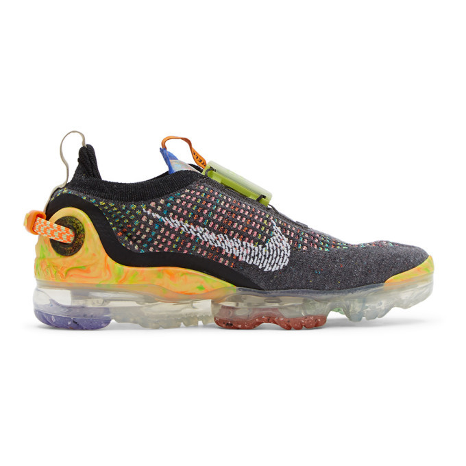 Photo: Nike Multicolor Air VaporMax 2020 Flyknit Sneakers