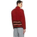 RRL Red Fleece Rescue Liner Jacket