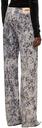 Kathryn Bowen Grey Darted Jeans