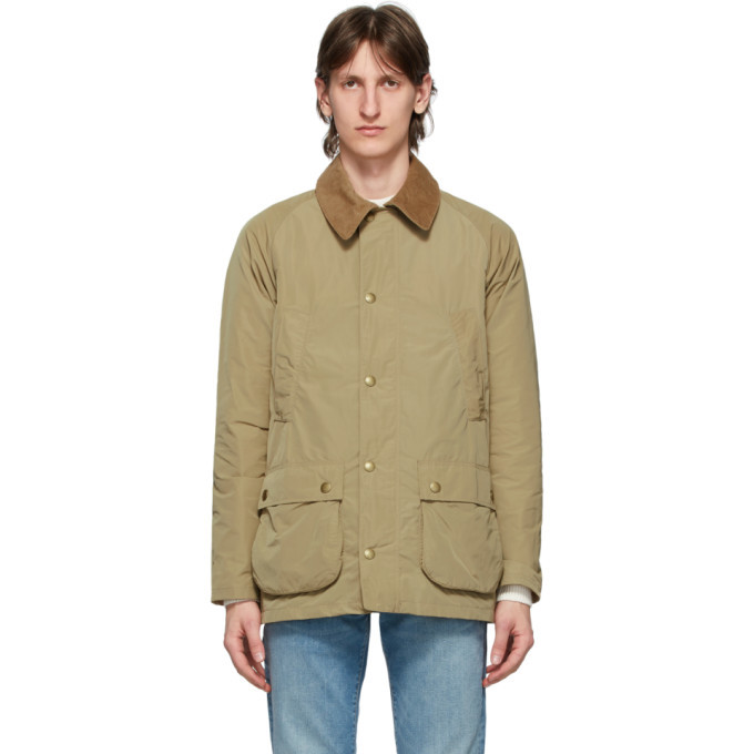 Photo: Barbour Beige Bedale Casual Jacket