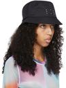 MCQ Black Jack Branded Beach Hat