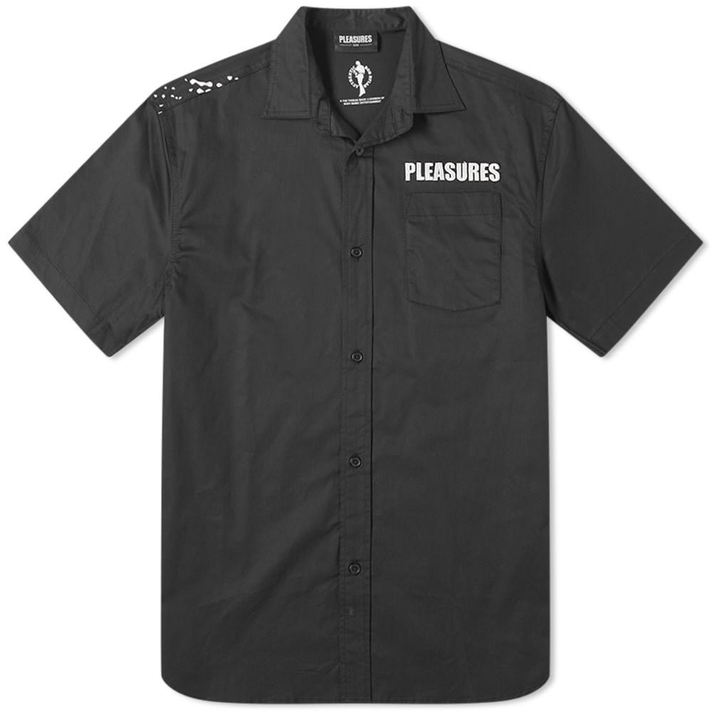 Photo: PLEASURES Short Sleeve Transformer Vacation Shirt
