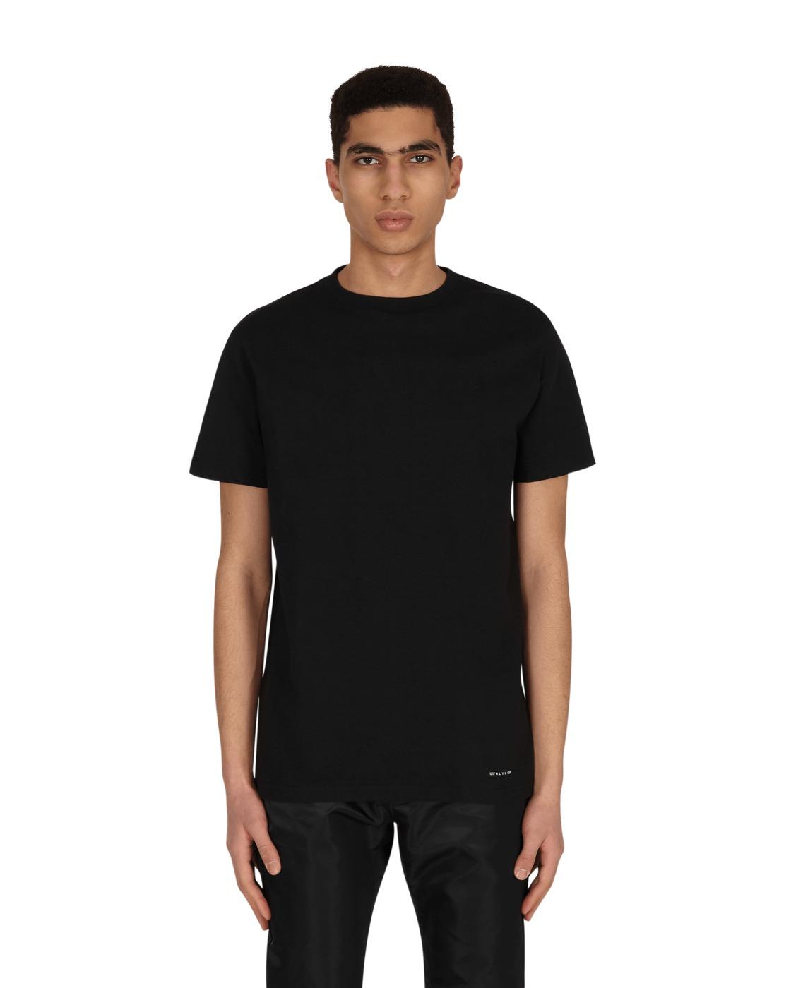 1017 Alyx 9sm 3 Pack T Shirt Black