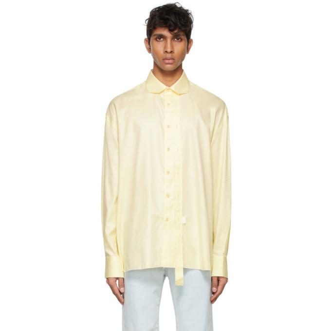 Photo: ADER error Yellow Belk Shirt