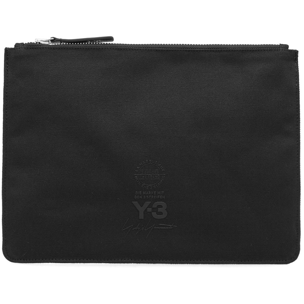 Photo: Y-3 Large Pouch Wallet