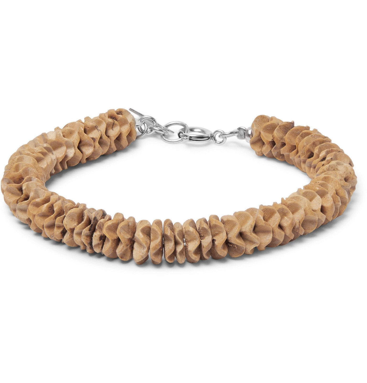 Photo: Isabel Marant - Shell Bracelet - Neutrals