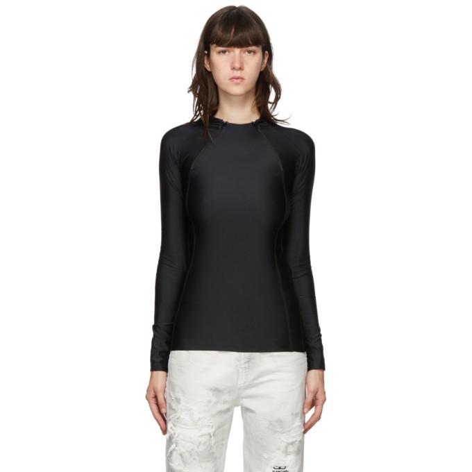 Photo: GmbH Black Long Sleeve Ande T-Shirt