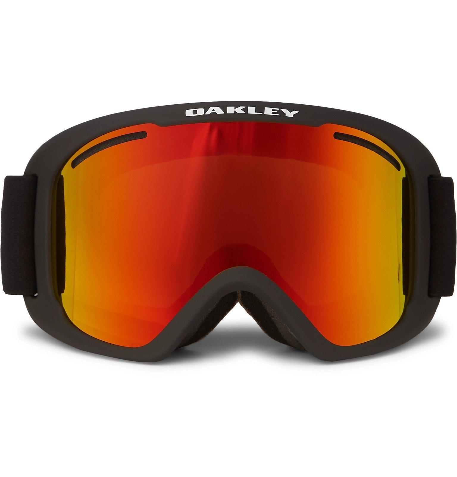 Photo: Oakley - O Frame 2.0 PRO XL Ski Goggles - Black