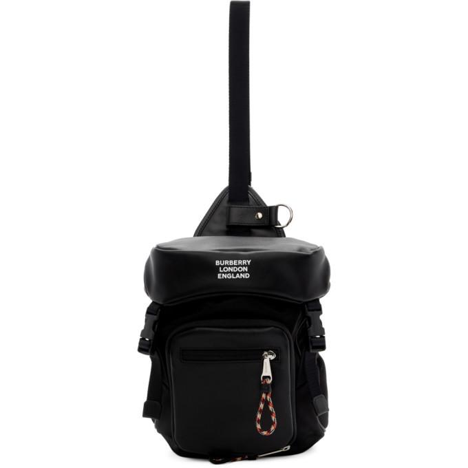 Photo: Burberry Black Mini Backpack