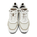 Dunhill Off-White and Beige Radial Runner Sneakers