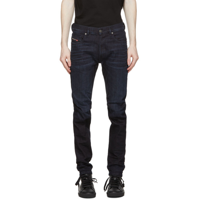 Photo: Diesel Black D-Strukt 0098B Jeans