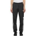adidas Originals Black 3D Trefoil Track Pants