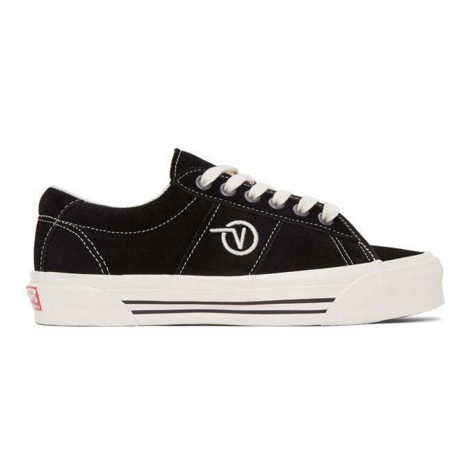 Photo: Vans Black OG Sid LX Sneakers