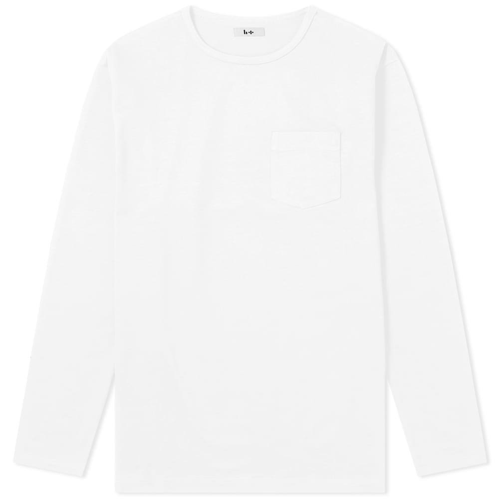 Photo: Head Porter Plus Long Sleeve Pocket Tee