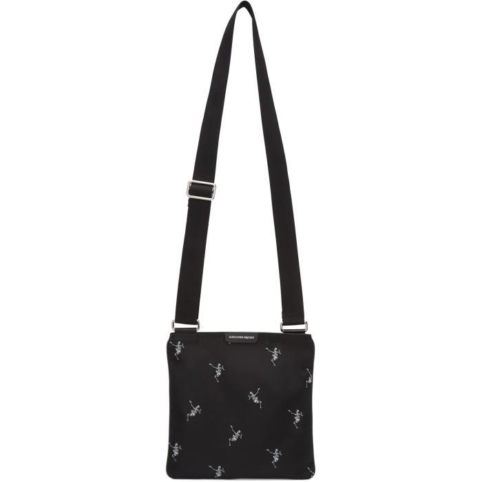 Photo: Alexander McQueen Black Crossbody Bag