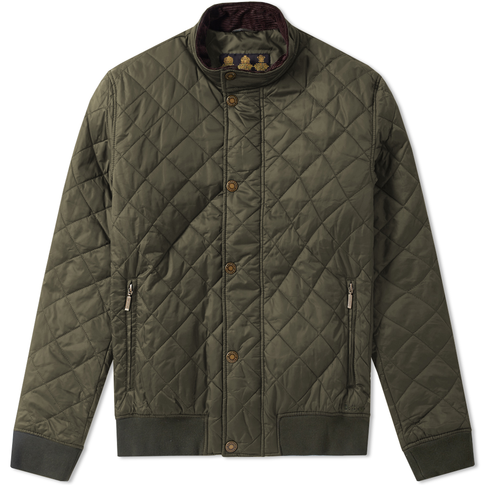 Photo: Barbour Moss Jacket Green